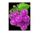 สัญลักษณ์ grape